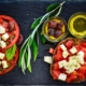 alimentation tomates olives